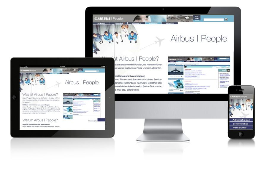 airbus website