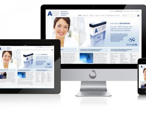 ams website