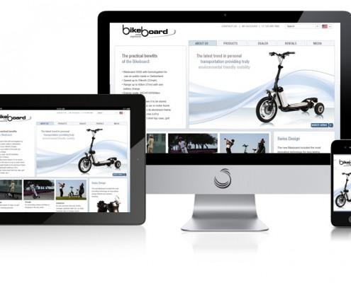 Bike board, Lyric Board