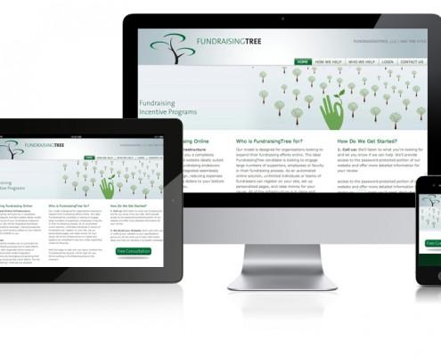 Fundraising Tree Website